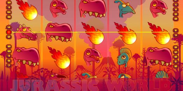 Jurassic World MCPcom B3W Group