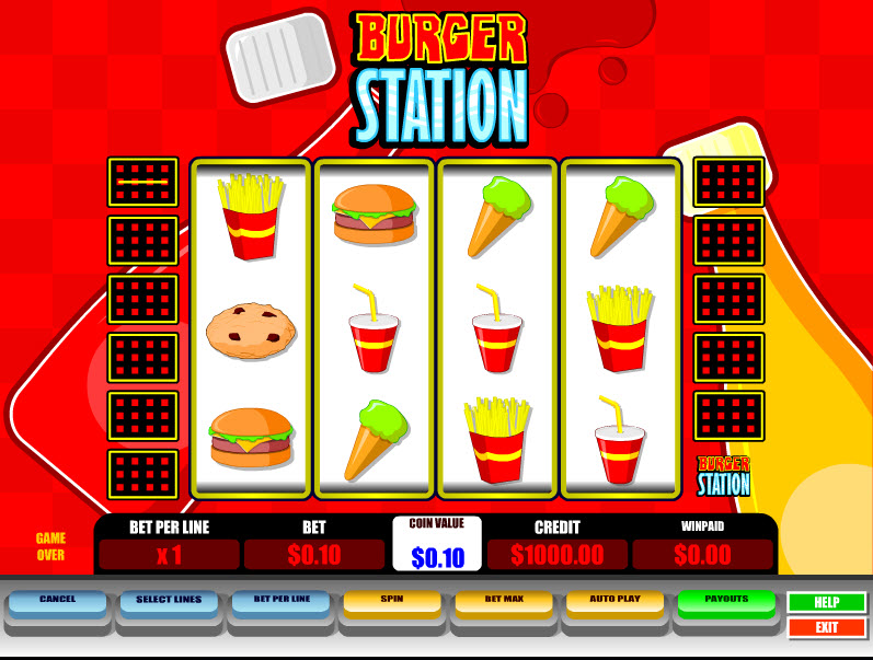 Burger Station MCPcom B3W Group