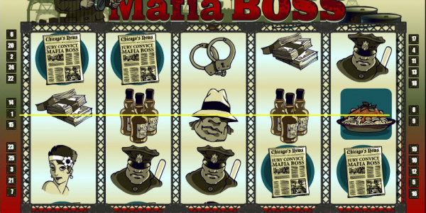 Mafia Boss MCPcom B3W Group