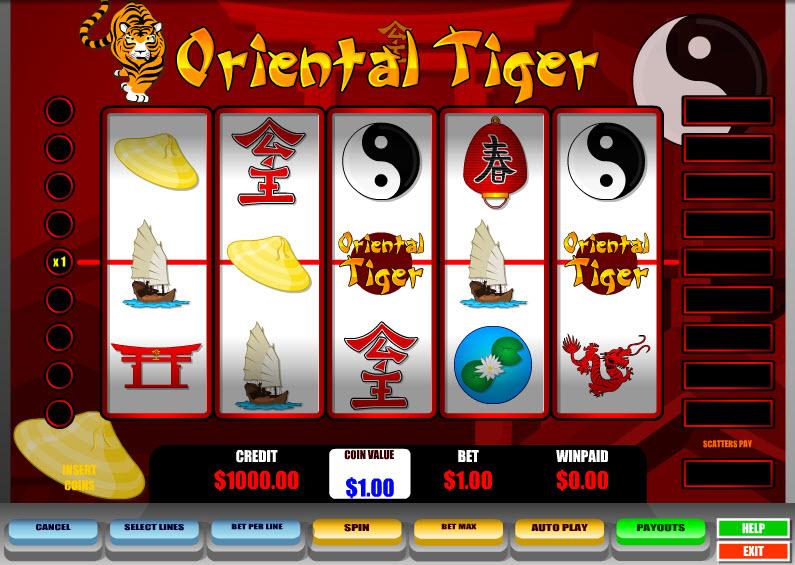 Oriental Tiger MCPcom B3W Group