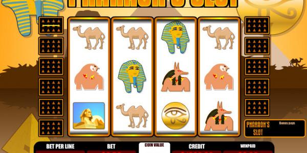 Pharaoh's Slot MCPcom B3W Group