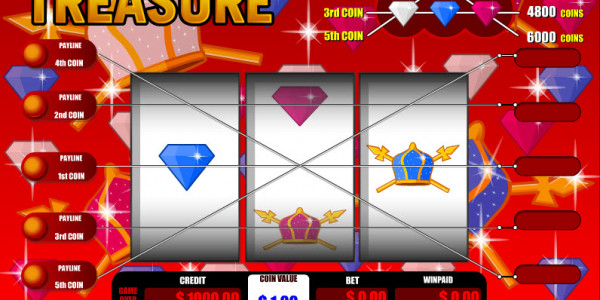 Queen's Treasure MCPcom B3W Group