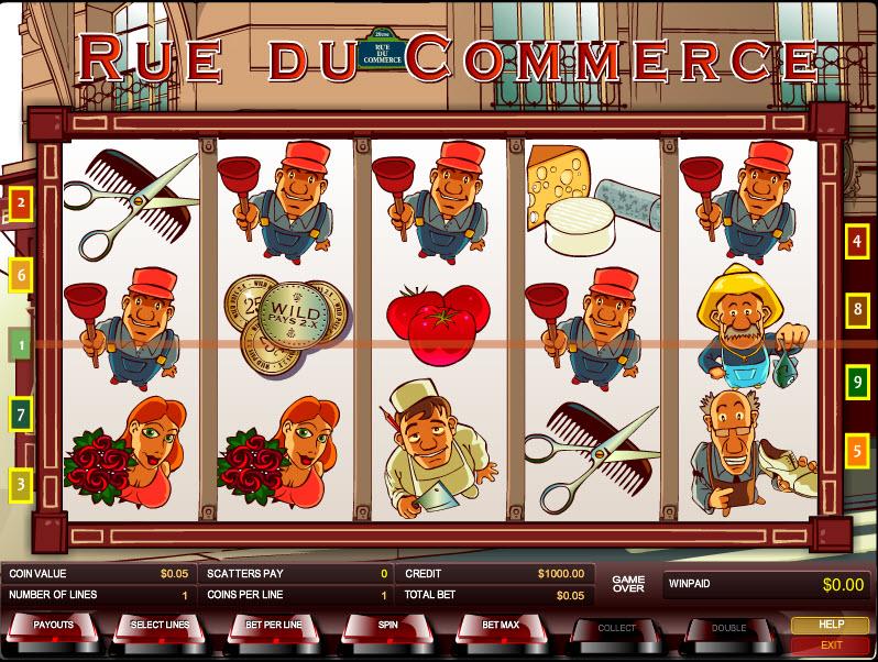 Rue Du Commerce MCPcom B3W Group