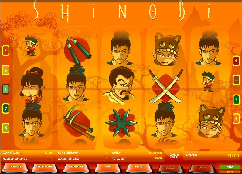 Shinobi MCPcom B3W Group
