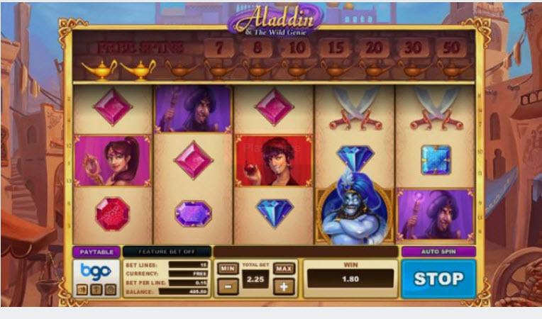 Aladdin & The Wild Genie MCPcom BGO Studios