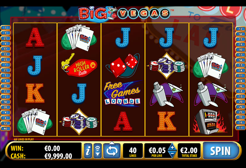 Big Vegas MCPcom Bally
