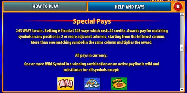 Cash Spin MCPcom Bally pay2