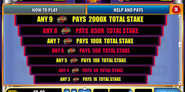 Quick Hit Platinum MCPcom Bally pay2