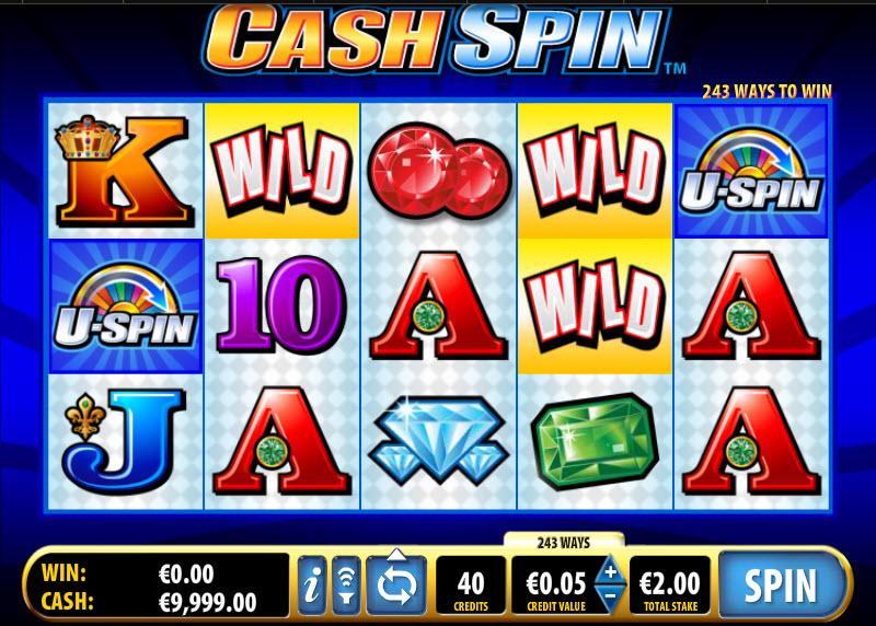 Cash Spin MCPcom Bally