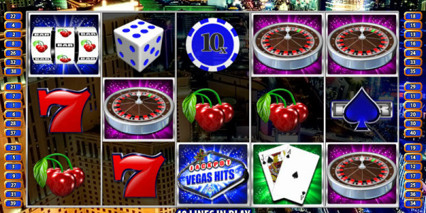 Vegas Hits MCPcom Bally
