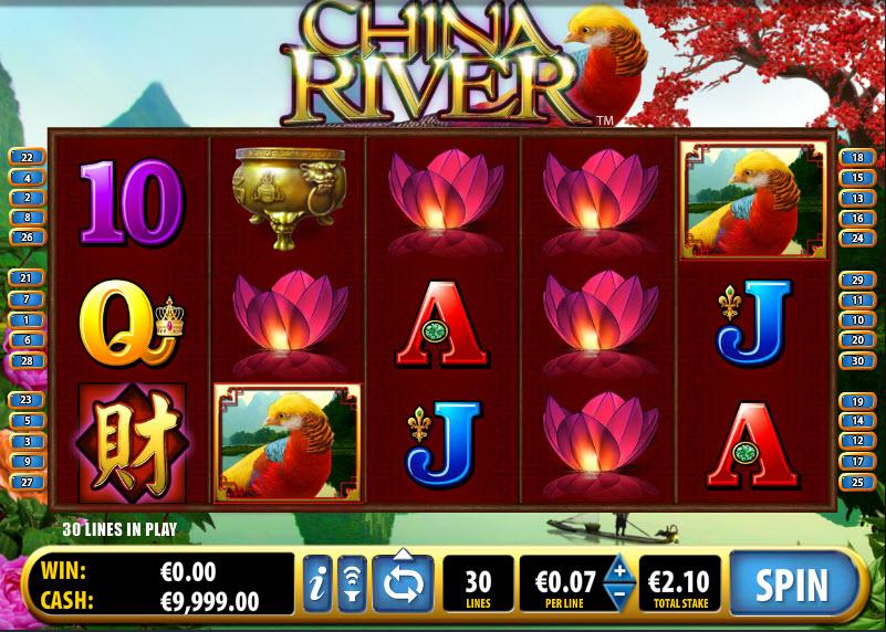 China River MCPcom Bally