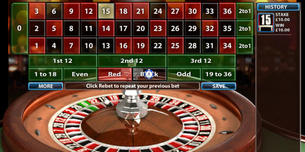 Auto Roulette MCPcom Big Time Gaming2