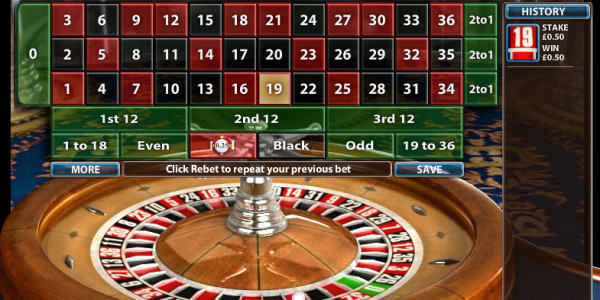 Finest Roulette MCPcom Big Time Gaming2