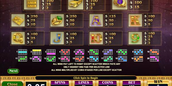 Gold MCPcom Big Time Gaming pay