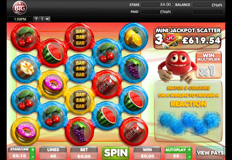 Mr Multiplier MCPcom Big Time Gaming
