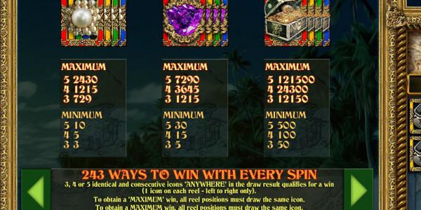 Tumblin' Treasures MCPcom Big Time Gaming pay2