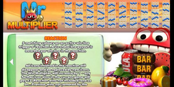 Mr Multiplier MCPcom Big Time Gaming pay2