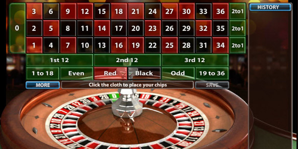 Auto Roulette MCPcom Big Time Gaming
