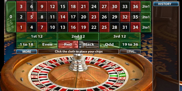 Finest Roulette MCPcom Big Time Gaming