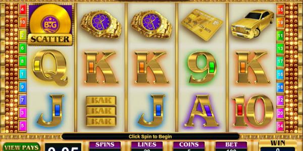 Gold MCPcom Big Time Gaming