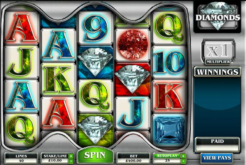 Diamonds MCPcom Big Time Gaming