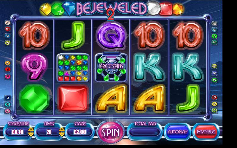 Bejeweled 2 MCPcom Blueprint Gaming