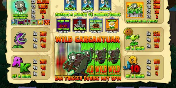 Plants vs Zombies MCPcom  Blueprint Gaming pay