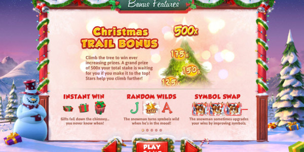 Santas Spins MCPcom  Cayetano Gaming  pay