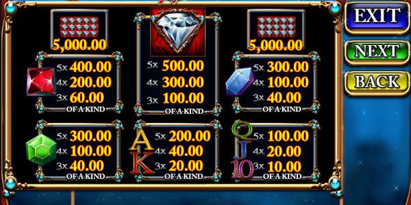 Diamonds and Gems MCPcom  Blueprint Gaming3