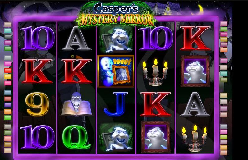 Casper's Mystery Mirror MCPcom Blueprint Gaming