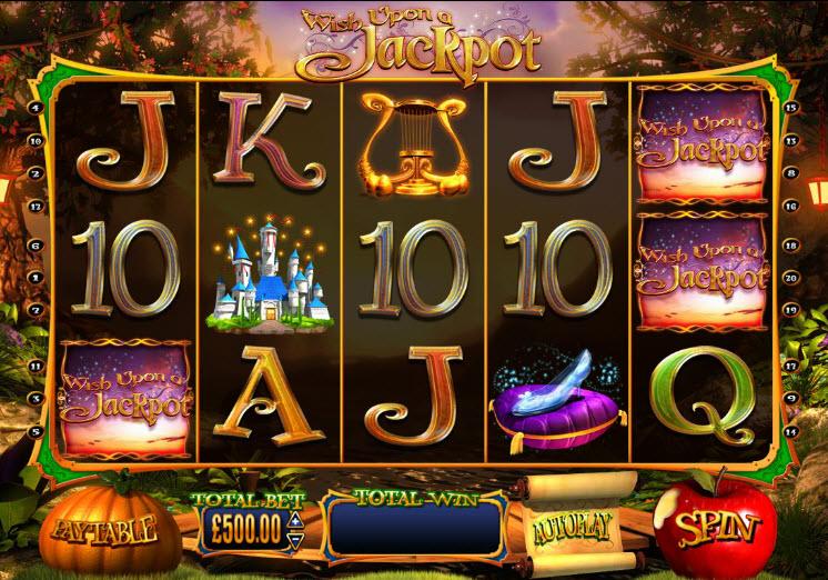 Wish Upon a Jackpot MCPcom Blueprint Gaming