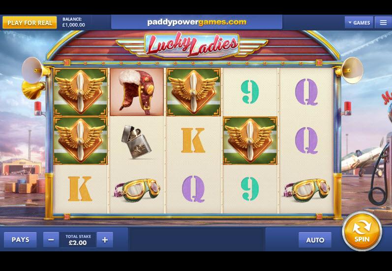 Lucky Ladies MCPcom Cayetano Gaming