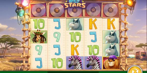Wild Stars MCPcom  Cayetano Gaming
