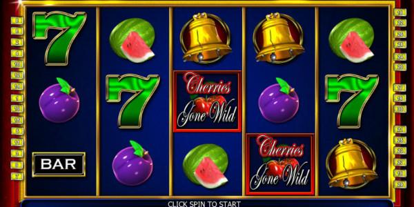 Cherries Gone Wild MCPcom Bluberi