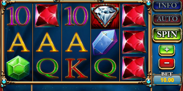 Diamonds and Gems MCPcom  Blueprint Gaming