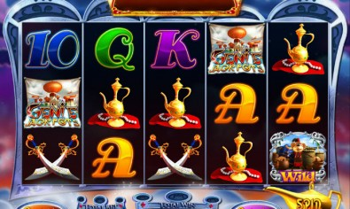 Genie Jackpots MCPcom Blueprint Gaming