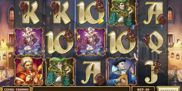 Royal Masquerade MCPcom Play'n GO