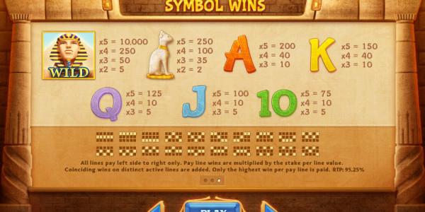 Sphinx Gold MCPcom Cayetano Gaming pay2