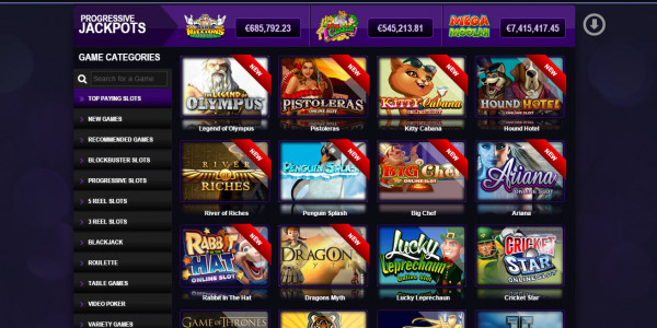 Crazy Vegas Casino MCPcom games