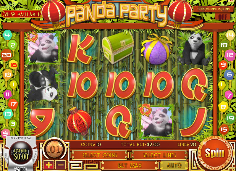 Panda Party MCPcom Rival