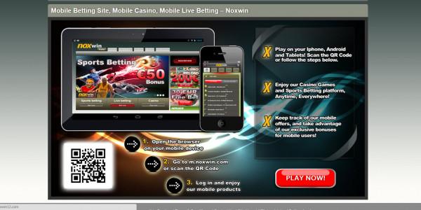 Noxwin Casino MCPcom mobil