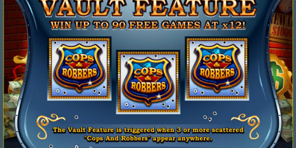 Cash Bandits MCPcom RTG pay2