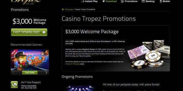 Tropez Casino MCPcom 3