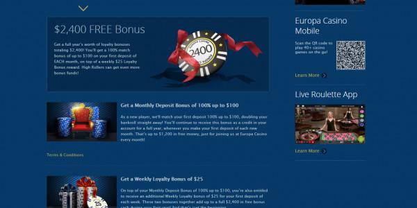 Europa Casino MCPcom 3
