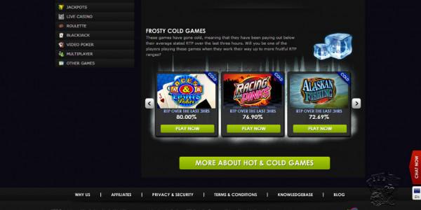Betat Casino MCPcom games4