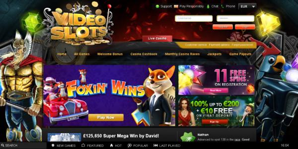 Video Slots Casino MCPcom