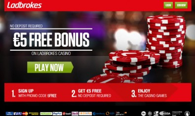 Ladbrokes Casino MCPcom