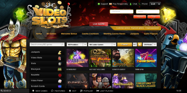 Video Slots Casino MCPcom 2