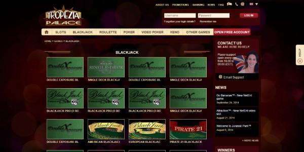 Tropezia Palace Casino MCPcom games3