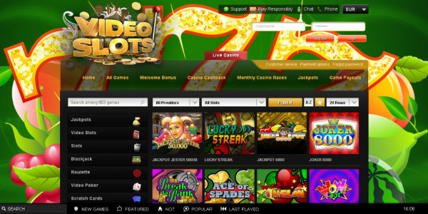 Video Slots Casino MCPcom 4